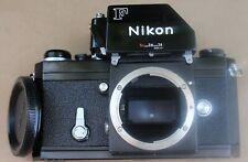 RARE 1968-1971 NIKON F PHOTOMIC FTN PROFESIONAL 35MM CAMERA BODY BLACK 7040941