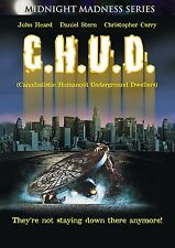 C.H.U.D - (1984) CANNIBALISTIC HUMANOID UNDERGROUND DWELLERS CULT HORROR DVD R1