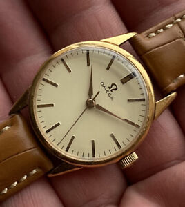 VINTAGE OMEGA/MANUAL WINDING CALIBER 285MM (RARE) GOOD WORKING