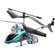 New iCESS 4-Channel Remote-Controlled Helicopter, Blue Ages: 14+ - Free Shipping