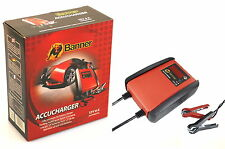 PKW Batterieladegerät 12 Volt 6A Vollautomatisch mit LED LCD Anzeige