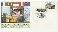 1989 FIRST DAY COVER ISSUE FDC 'ADELAIDE AUSTRALIAN GRAND PRIX PRACTICE DAY TWO'