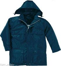 Cappotti e giacche da uomo blu poliestere