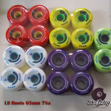 Longboard Wheels Remember Collective Lil Hoots 65mm 78a