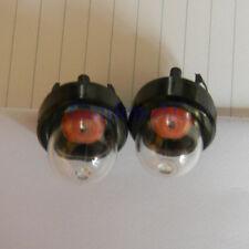 2X Snap in Primer Bulb Pump Fits McCulloch Husqvarna Stihl Echo chainsaw blower