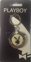 Playboy Double Trouble Officially Liscensed Key Chain