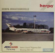 Herpa 510639 Trigema Set - Aero Lloyd 1:500 NEU-OVP