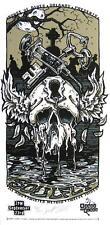 Soulfly son impresiones artísticas de jeral Tidwell limitado póster