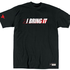 WWE THE ROCK I BRING IT AUTHENTIC T-SHIRT YOUTH KIDS NEW