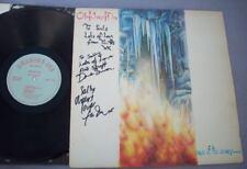 OB JAY DA As If To Say FULLY SIGNED LP Objayda BURNING ICE RECORDS MELT 1