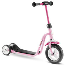 Puky Kinderroller Ballonroller Scooter R1 ab 2 Jahren Schaumreifen rosé
