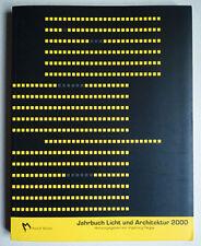 Ingeborg Flagge (Hg.): Jahrbuch Licht und Architektur 2000 - ISBN 9783481015381
