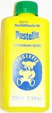 Pustefix Nachfüllflasche Seifenblasen  Stadlbauer 250 ml 100 ml kosten 1,40 €