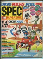 16 Magazine-SPEC 1967 Monkees,Herman Hermits,The Seeds,Rascals    MBX25