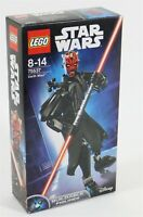 NEW LEGO STAR WARS 75537 DARTH MAUL BUILDABLE FIGURE SET DISPLAY MODEL - BNIB