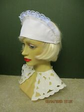 FRENCH MAID - VICTORIAN MAID HAT