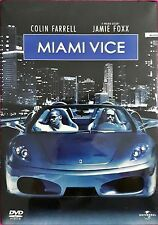 Miami Vice (2006) DVD Slipcase In Cartone