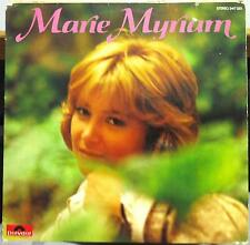 Marie Myriam - S/T Debut LP Mint- 2417 320 Vinyl 1977 German 1st Press Superb