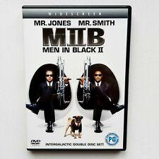 DVD (2 Disc) 2002 Men In Black II