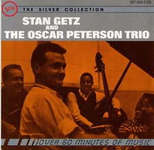 STAN GETZ AND THE OSCAR PETERSON TRIO -  The silver collection - CD album