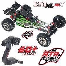 ARRMA 1/8 RAIDER XL BLX Brushless Desert Buggy 2WD Green RTR w/ TTX300 Radio