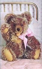 Quill Mark Teddy Bear Zotty Steiff Bear Journal Diary Lined Blank Pages