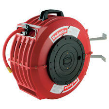 REDASHE HOSE REELS AND LUBRICATION - AIR HOSE REEL 20M - RED 12-01759