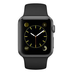 Apple Watch Series 1 Sport Cassa 38mm Alluminio Grigio Siderale Cinturino Sport