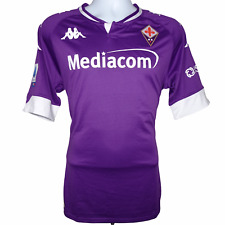 More details for 2020-2021 fiorentina home football shirt kappa xl (excellent condition)