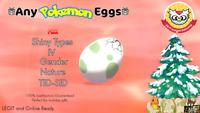 Pokemon Sword and Shield Any Shiny Pokemon EGGs HA 6IV Custom | Crown Tundra