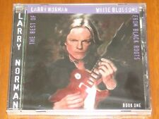 LARRY NORMAN - WHITE BLOSSOMS FROM BLACK ROOTS - BOOK ONE - 1997 STILL SEALED CD