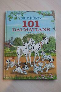 Walt Disney 101 Dalmatians #10540 Big Golden Book HC Golden Press NY RARE
