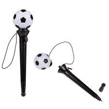 Stylo ballon de foot - Visez la quille avec le ballon sur ressort - Football pen