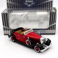 AUTOS de epoca 1/43 Hispano Suiza H6C 1934 Diecast Models Classic Car Collection