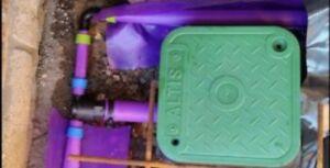 50M Altis Reticulation System Permanent System Termite suit termidor.