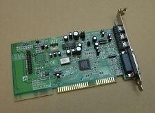 1 x AOpen IPLAW35 ISA Sound / Audio Card & Midi Port AWA35A/AW37 97908-1.1