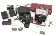 Minox 35GT/35GL Lot w/FC35 Flashes and More