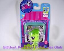 Littlest Pet Shop Hasbro Single Vinnie Terrio GECKO lot #3558 Retired NIB
