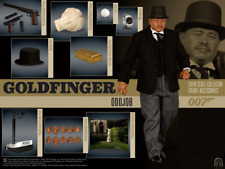 James Bond Goldfinger Oddjob 1:6 Escala Figura Big Chief Studios