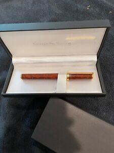 S.T. Dupont Montparnasse Lacque de Chine Fountain Pen