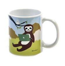 Sloth Story Mug