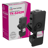 LD Compatible Kyocera TK-5242M / 1T02R7BUS0 Magenta Toner for M5526cdw, P5026cdw