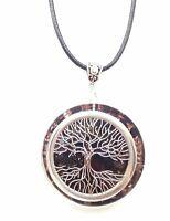 necklace Orgone Orgonite pendant Tree of Life,Lapis Lazuli ,Amazonite.Protection