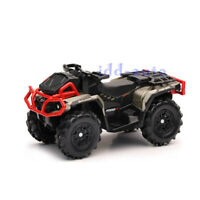 "NEW RAY CAN-AM OUTLANDER 5"" XMR 1000R ATV BLACK & GOLD DIECAST MODEL 07373"