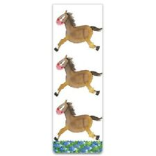 Alex Clark Galloping Horse Magnetic Bookmark Page Finder Gift