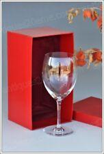 Verre à dégustation cristal Baccarat Saint-Emilion NEUF - Tasting glass NEW. (C)