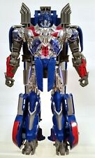 Transformers 2014 AOE First Edition Optimus Prime figure incomplete + paint flaw