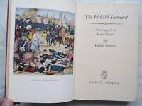 EDITH SIMON.THE PIEBALD STANDARD,KNIGHTS TEMPLARS.1ST/1 H/B 1959,B/W ILLS,MAPS