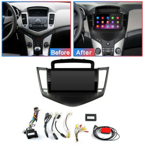 For 2009-2014 Chevrolet Cruze w/ Canbus Car Stereo Radio Head Unit WiFi DAB GPS