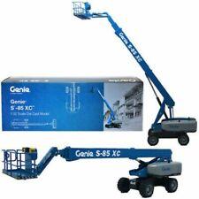 Genie S-85 XC Scale Die-Cast Model Lift 1:32 Limited Edition New In BOX + BONUS